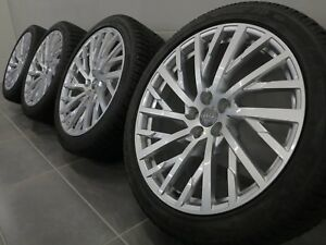 20 Inch Winter Tires Original Audi A8 S8 D4 D5 4n0601025e Tyre And Wheel Sets