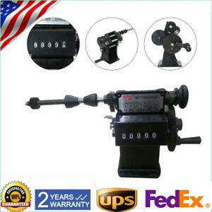 Dual Purpose Manual electric Coil Winder Hand Coil Winding Machine 0 99999 Usa