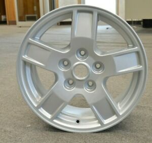 17 Jeep Grand Cherokee 2005 2006 2007 Factory Oem Rim Wheel 9053 Silver Blemish