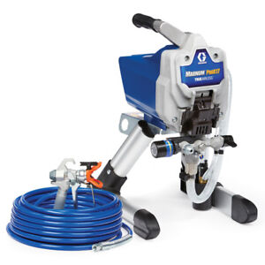 Graco Magnum Pro X17 Stand 17g177 Airless Paint Sprayer Prox17 New Hose