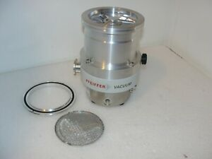 Pfeiffer Tmh 260 Dn 100 Is0 k 2p Mod Nr Pm P02 130 Vacuum Turbopump