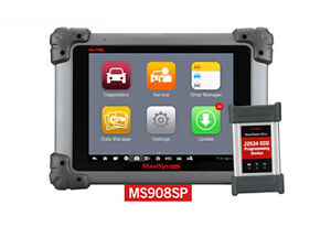 Autel Maxisys Ms908s pro With J2534 Pass Through Advanced Wireless Scan Tool