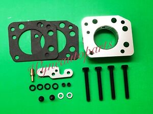 Throttle Body Spacer Fit 1992 2000 Honda Civic 1 5l 1 6l Sohc With Power Port