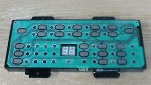 Alliance Dryer Commercial Control Board 514121p