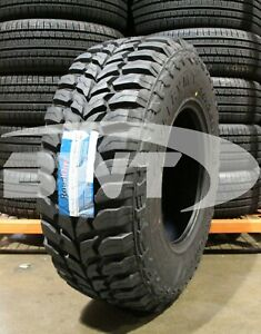 4 New 35x12 50 17 Roadone Cavalry M t Mud Tire 121q 12 5r R17 35 12 50 17