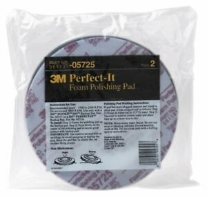 3m 05725 Perfect it Polishing Pad