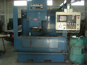 Acroloc Verticle Cnc Milling Machine