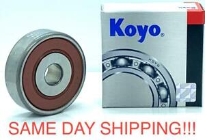 New Koyo Idler Pulley Bearing 6302rmx For Toyota Lexus Same Day Shipping