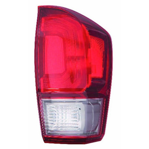 New Right Passenger Tail Light Bulbs For Tacoma Trd Sport Offroad 2016 2017