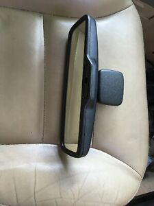 Interview Rear View Mirror 2008 2012 08 12 Ford Escape Auto Dimming