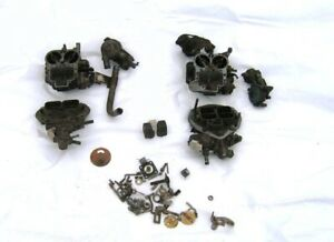 Holley 5200 Carburetor Parts Ford Pinto Bobcat Mustang Ii Motorcraft Autolite