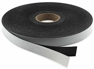 Master Magnetics Flexible Magnet Strip With Adhesive Back 1 16 Thick 3 4