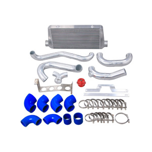 Cxracing Twin Turbo Intercooler Piping Bov Kit For 68 74 Chevrolet Nova Ls1 Lsx