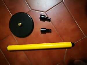 Trimble Pathfinder Antena Pole With Magnetic Base And Complete Adapter Set