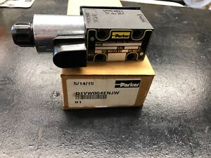 Brand New Parker Directional Hydraulic Control Valve Cat D1vw004enjw