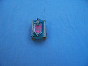 Nos 1973 1977 Monte Carlo Roof Panel Emblem With Vinyl Top 9619799