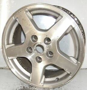 Used Jeep Oem Aluminum Rim Wheel 17x7 5 2005 2007 Jeep Grand Cherokee