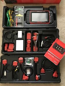 Snap on Modis Ultra Eems328 Diagnostic Scan Tool W European