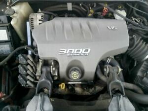 2001 2001 Chevy Monte Carlo Transmission Transaxle At 3 8l 3112409