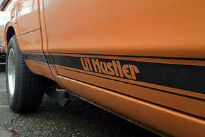 New 1972 1984 620 720 Datsun Li l Hustler Pick Up Truck Side Stripe Kit Sport St