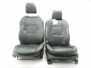 2006 2007 Mazdaspeed Mazda 6 Speed Front Seats Heated Leather Pair Left Right