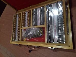 Trial Lens Set Refraction Box Medical Specialties