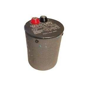 General Radio Co Standard Air Capacitor 1000 f
