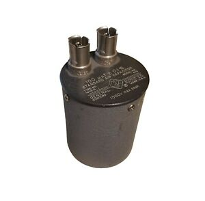 General Radio Co Standard Air Capacitor 1403 d 100 f 0 1