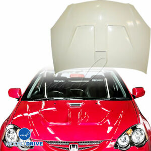 Frp Muge Hood For Acura Rsx Dc5 02 06 Modelodrive