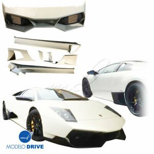 Frp Lp670 sv Mdrv Body Kit 10pc For Lamborghini Murcielago 04 11 Modelodriv