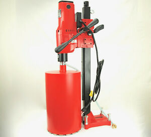 10z1 Core Drill 2 Speed W Stand Concrete Coring By Bluerock Tools
