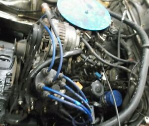 Good Running 1980 Mazda Rx7 12a 1 1l Rotary Engine Complete Lift Out