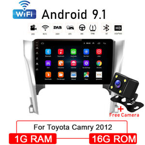 9 Android 8 1 Car Dvd Player Radio Stereo Gps Navi Wifi For Toyota Camry 2012