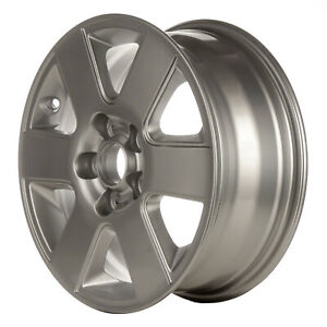 69444 Refinished Toyota Sienna 2004 2010 16 Inch Wheel Rim All Painted Silver