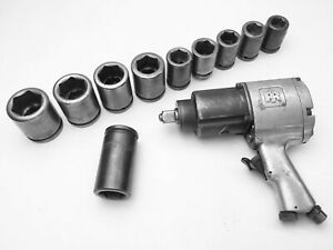Cornwell 3 4 Drive Sae Socket Set Up To 1 1 2 Ingersoll Rand Impact Wrench