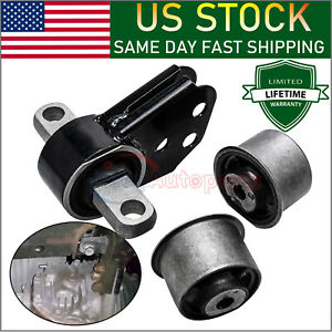 Front Differential Mount Bushing Set Fit Jeep Commander Grand Cherokee