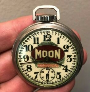 Moon Motor Car Co Auto Parts Vintage Dash Part