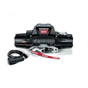 Warn Zeon 10 S Recovery Winch With Spydura Synthetic Rope 89611