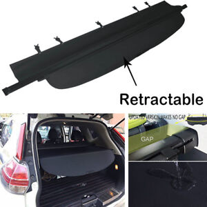 Retractable Trunk Upgrade Privacy Cargo Cover Shade For 2014 2019 Nissan Rogue