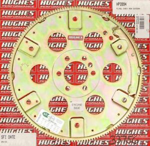 Hughes Performance Hd Flexplate Sfi Bbc 454 168 Tooth Ext Balance P N Hp3994