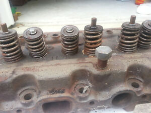1953 Chevy Pick Up Truck Engine Parts