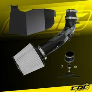 For 16 20 Honda Civic 2 0l Non turbo Black Cold Air Intake Stainless Filter