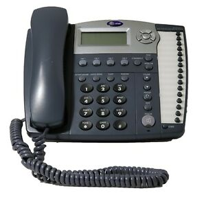 At t Small Business 4 line Phone System 984 12vdc 500ma