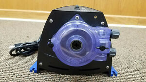 New Chem tech Peristaltic Chemical Metering Pump Pulsafeeder Xp009lflx