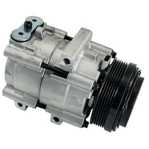A C Ac Compressor For 93 07 Ford Lincoln Mercury Co 101290c 4l3z19703