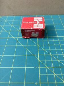 Vintage Hornady Bullets Box Only Red Metal Corners .224 hornet $8.00