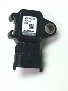 Ac Delco Map Sensor 12644228 New