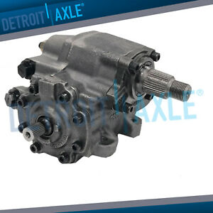 New Steering Gearbox Assembly Unit For 2003 2004 2005 2006 Jeep Wrangler