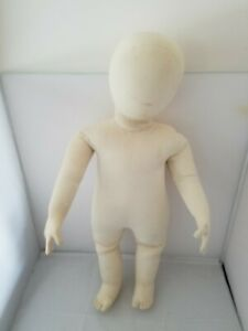 Bendable 8 Month Infant Mannequin Dress Form From Bay Area Display