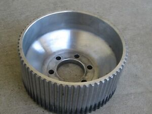 Psi 8mm Gt 69 Tooth Aluminum Blower Pulley Supercharger Dragster 6 71 8 71